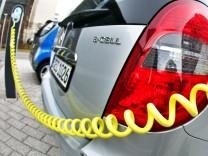"""Elektroauto-´Gipfel"""" in Berlin"""