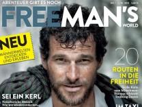 Hubert Burda Magazin Männer Free Man's World