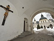 Kloster Ettal Kindesmissbrauch Katholische Kirche dpa