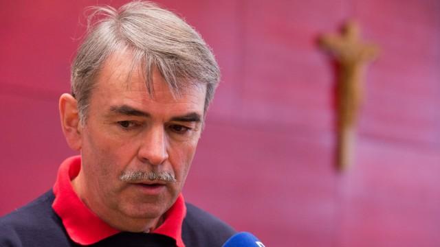 Gustl Mollath vor Untersuchungsausschuss
