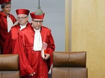 Bundesverfassungsgericht verhandelt über Euro-Rettungsschirm ESM