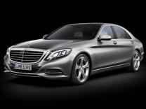 Mercedes-Benz, S-Klasse, Daimler, Design