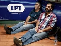 Griechenland, ERT