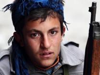 In 22 Ländern werden Kinder als Soldaten eingesetzt, zeigt ein Bericht der UN