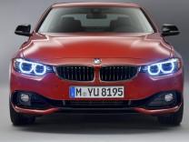 BMW 4er, BMW, Vierer, BMW Vierer, Coupé
