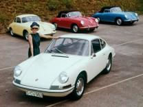 Porsche 50 Jahre Jubiläum