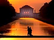 Rundgang durch deutsche Schlösser und Burgen II, Schloss Nymphenburg, München, Bayern, dpa