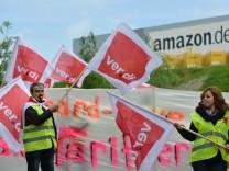 Streik Amazon
