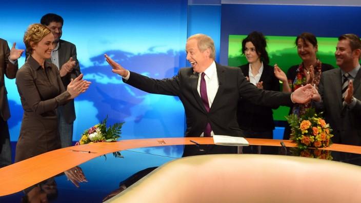 Letzter Auftritt Tom Buhrow bei den ARD-'Tagesthemen'