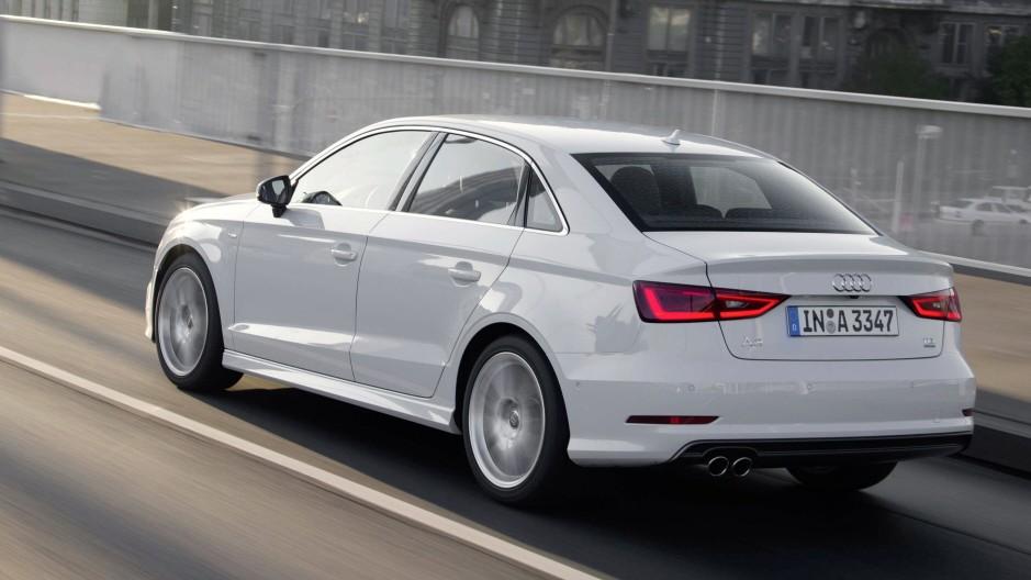 audi bringt a3 limousine auf den weltmarkt - auto & mobil