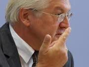 Frank-Walter Steinmeier Bundestagswahl Wahlkampf Umfragen SPD Angela Merkel Kanzlerkandidat, Getty