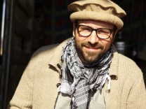 """Kurt Krömer in Afghanistan, Buchpräsentation """"Ein Ausflug nach wohin eigentlich keiner will"""""""