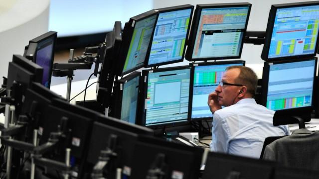 Aktien Aktienhandel Aktienkurs Börse Frankfurt