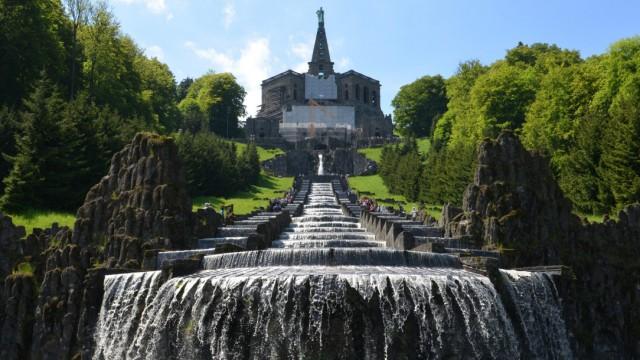 Kasseler Wasserspiele Herkules Wilhelmshöhe Kassel Bergpark
