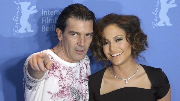 Jennifer Lopez mit Antonio Banderas in Bergarbeiterdrama