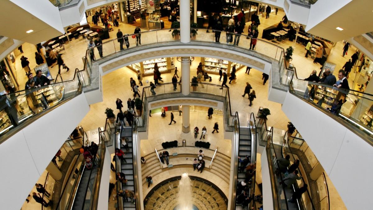 Einkaufen mit Navi