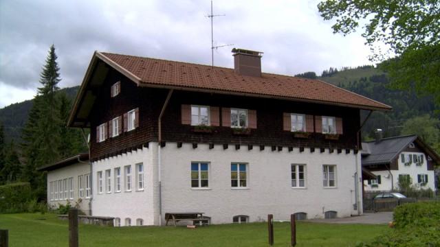 Bayerischer Landtag Unterjoch im Allgäu