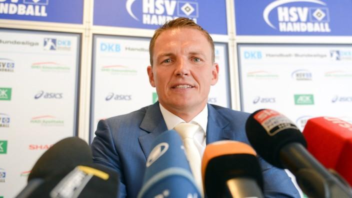 HSV Hamburg - neuer Geschäftsführer Frank Rost