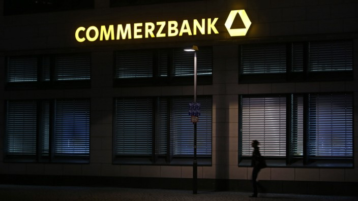 Commerzbank Bankenkrise