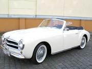 Blech der Woche (63): Simca 8 Cabriolet