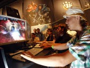 Games Convention Online, Games Convention, Gamescom, World of Warcraft, reuters, Online-Game, Online-Gamer, Online-Spiel