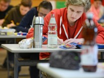 Abitur beginnt mit der Deutsch-Prüfung