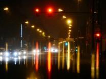 Unwetter in Berlin