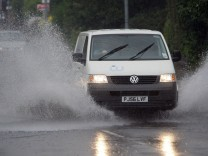 Torrential Rain Threatens Further Flooding