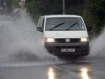 Torrential Rain Threatens Further Flooding