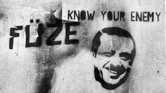 Proteste in der Türkei: Graffiti