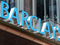 File - FILE - Barclays Bank Announces 3,700 Job Cuts