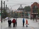 Kanada: Hochwasser in Calgary