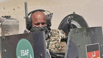 Afghanistan Bundeswehr in Afghanistan