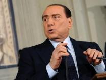 Leader of Il Popolo della Liberta