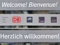 Deutsche Bahn will Anglizismen vermeiden