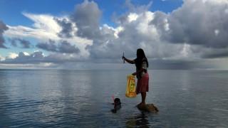 Kiribati Pazifik Insel Inselstaat Einwohner Pazifikregion
