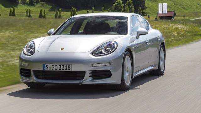 Porsche, Porsche Panamera, Plug-In-Hybrid