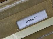 Verena Becker, Briefkasten, Foto: dpa