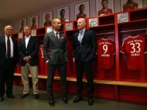 FC Bayern München - Vorstellung Trainer Pep Guardiola