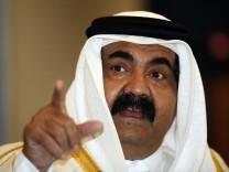 Hamad bin Chalifa al-Thani Emir Katar