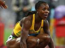 Sprinterin Veronica Campbell-Brown
