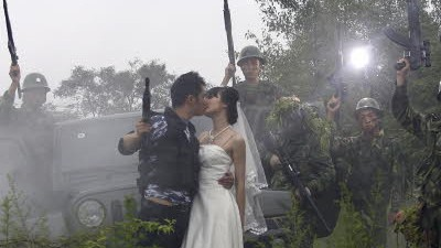 China Heiraten in China