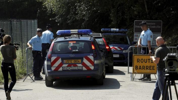 Der Verdächtige im Vierfachmord an einer britischen Familie in den französischen Alpen bei Annecy ist auf Kaution frei
