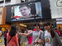 Hong Kong Snowden