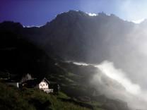 Muttekopfhütte Tirol Österreich
