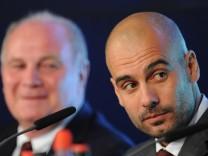 FC Bayern München - Vorstellung Trainer Guardiola