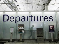 Edward Snowden Flughafen Moskau