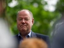 Peer Steinbrück SPD Bundestagswahl