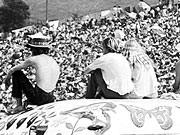Woodstock festival getty