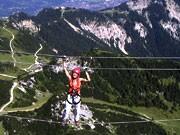 Klettersteig Mauerläufer